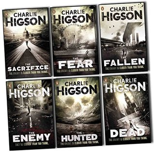 Charlie Higson The Enemy Series 6 Books Collection Pack Set