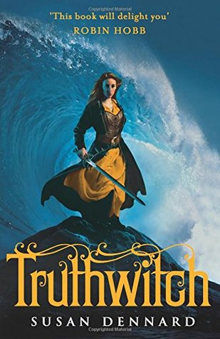 Image result for truthwitch book