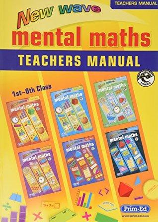 New Wave Mental Maths Teacher's Guide: Teacher Answer Book