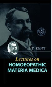 Lectures on Homeopathic Materia Medica