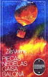 Piecas nedēļas gaisa balonā by Jules Verne