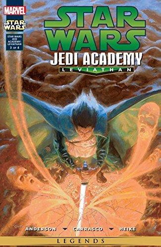 Star Wars: Jedi Academy - Leviathan (1998-1999) #3 (of 4)