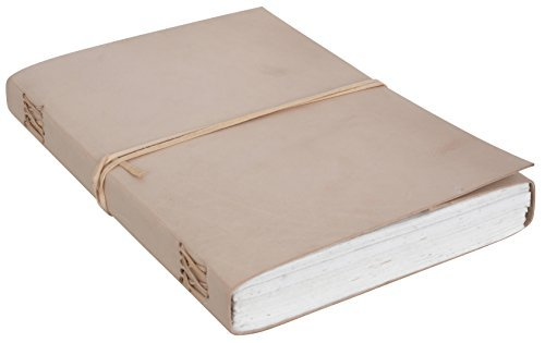Gusti Leder nature Genuine Leather Notebook A4-Size Journal Diary Sketchbook Everyday Book Vintage Cowhide P41b