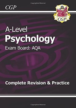 New 2015 A-Level Psychology: AQA Year 1 & 2 Complete Revision & Practice