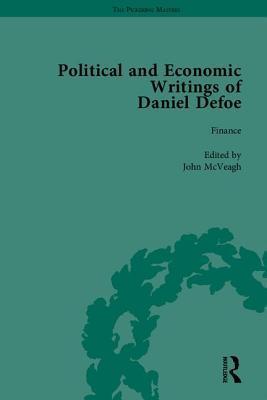 Political and Economic Writings of Daniel Defoe