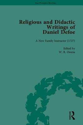 Religious and Didactic Writings of Daniel Defoe, V.1-5.