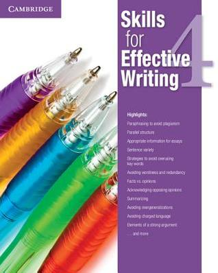Skills for Effective Writing Level 4 Student's Book Plus Grammar and Beyond Level 4 Student's Book