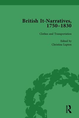 British It-Narratives, 1750 1830, Volume 3