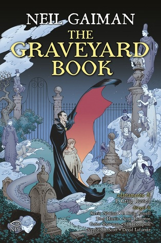 The Graveyard Book (The Graveyard Book, #1-2)