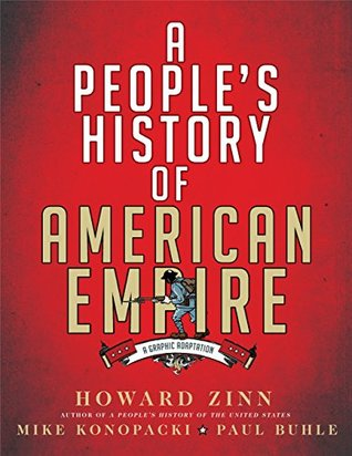Ebook A People's History of American Empire (Graphic Adaptation) by Howard Zinn DOC!
