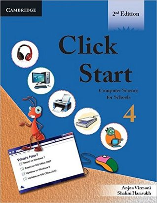 Click Start Level 4 Student's Book: Computer Science for Schools