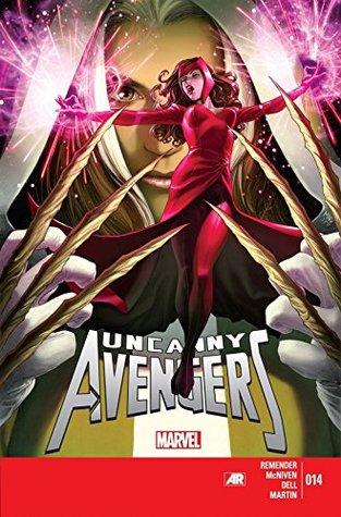 Uncanny Avengers (2012-2014) #14