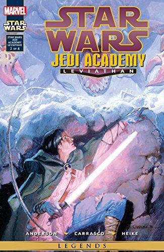 Star Wars: Jedi Academy - Leviathan (1998-1999) #2 (of 4)