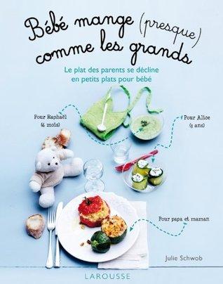 Bebe Mange (Presque) Comme Les Grands !