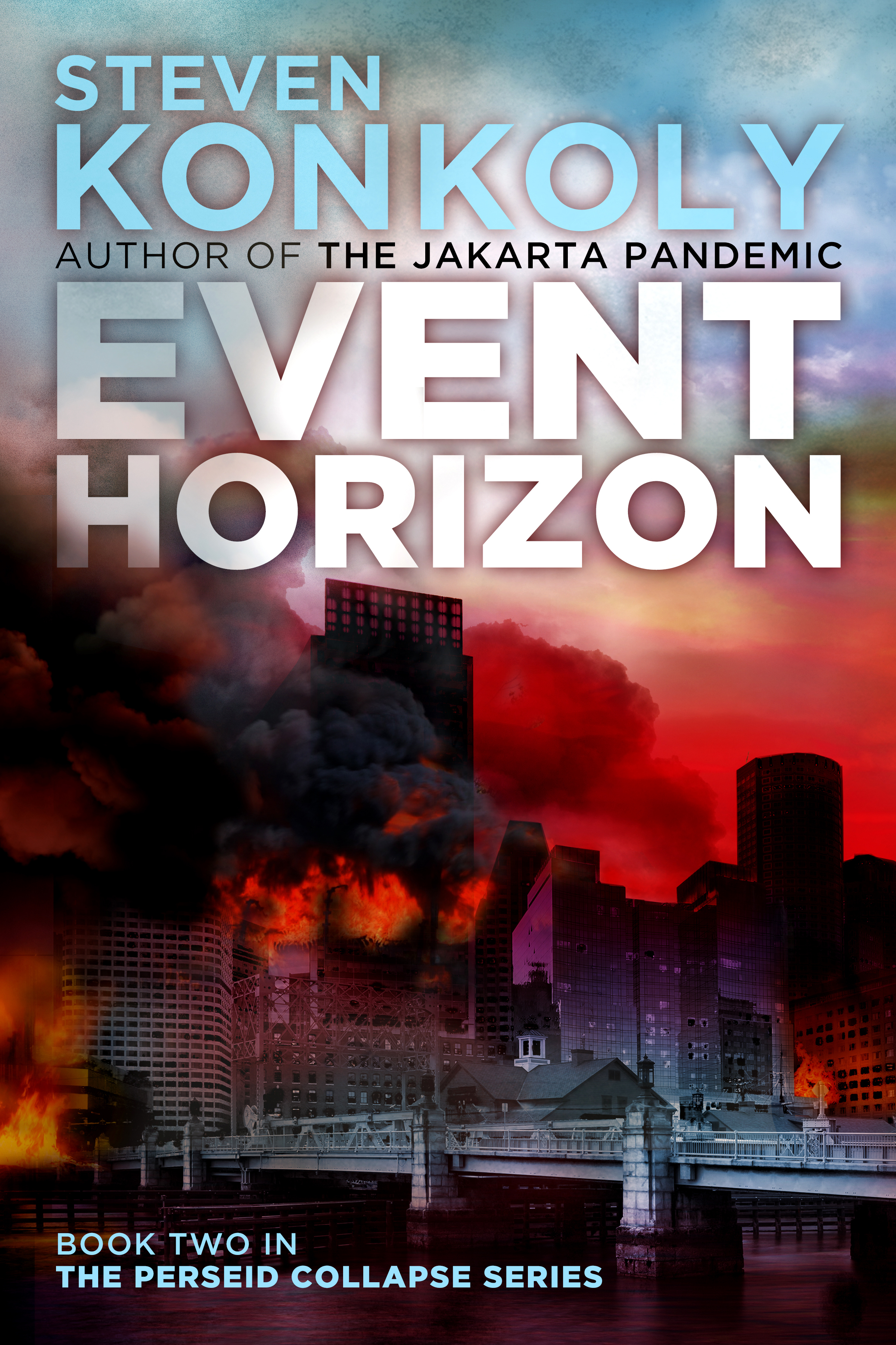 Event Horizon (The Perseid Collapse, #2)