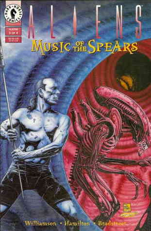 Welcome to My Books Library Aliens: Music of the Spears #3