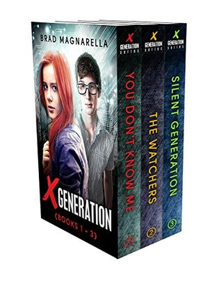 XGeneration, Books 1-3 (XGeneration #1-3)
