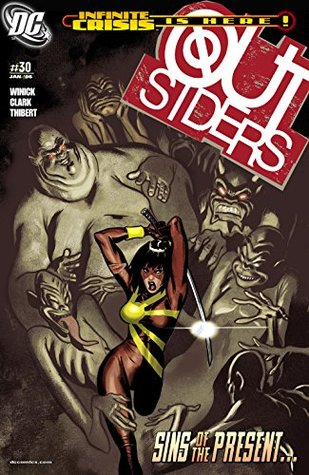 Outsiders (2003-) #30