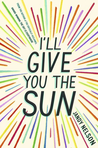 Image result for Book #118: I'll Give You the Sun by Jandy Nelson