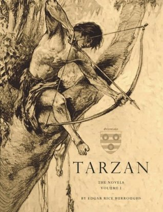 Tarzan: The Novels: Volume 1 (Books 1-6)