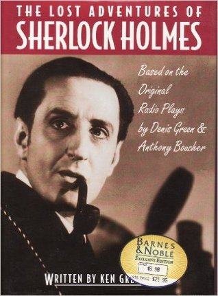 Lost Adventures of Sherlock Holmes by Ken Greenwald