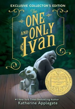 Ebook The One and Only Ivan by Katherine Applegate read!