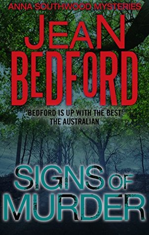Signs of Murder (Anna Southwood Mysteries, #3)