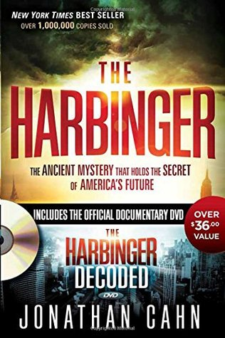The harbinger the harbinger decoded dvd by jonathan cahn 28387280 malvernweather Images