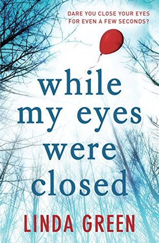 Image result for while my eyes were closed book
