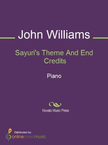 Sayuri's Theme And End Credits