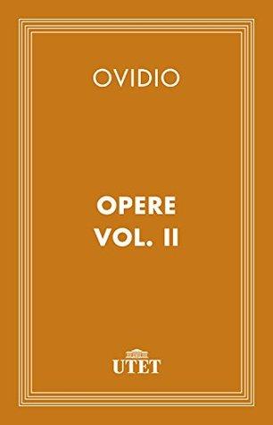 Opere/Vol. II