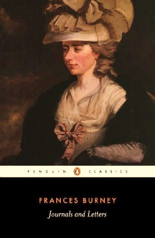 Journals and Letters by Fanny Burney
