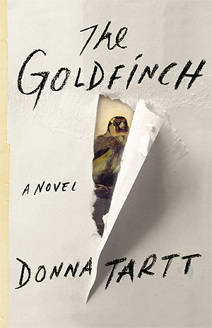 Image result for The Goldfinch by Donna Tartt