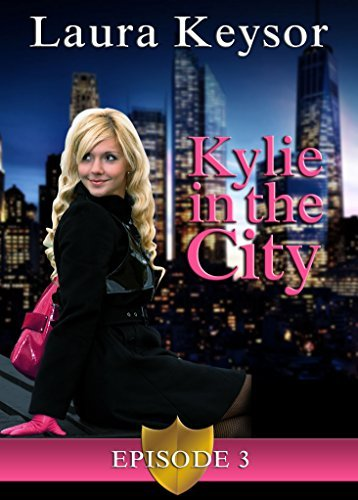 Kylie in the City- Book 3
