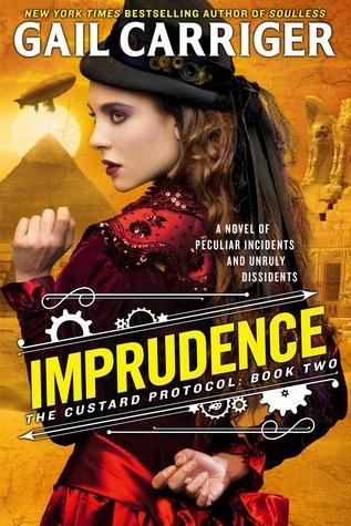 Imprudence(The Custard Protocol 2)