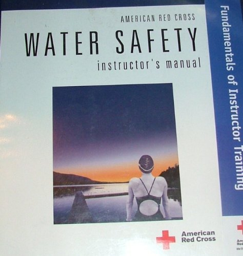 Water Safety, Instructor's Manual