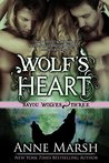 Wolf's Heart (Bayou Wolves, #4) by Anne Marsh