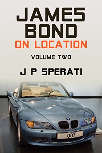 James Bond On Location: Volume 2: UK