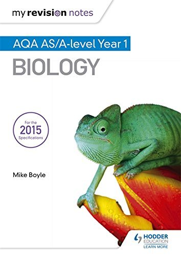 My Revision Notes: Aqa as Biology