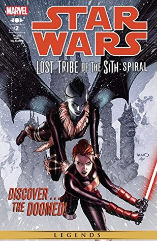 Star Wars: Lost Tribe of the Sith - Spiral (2012) #2 (of 5)