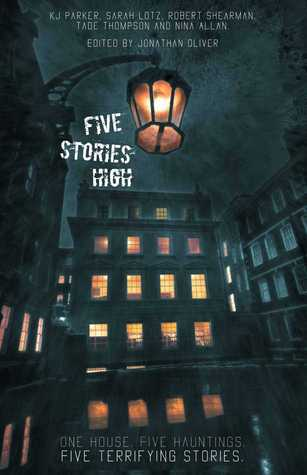 Five Stories High by Jonathan Oliver