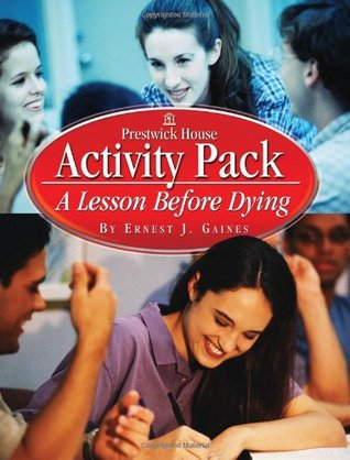 A Lesson Before Dying - Activity Pack