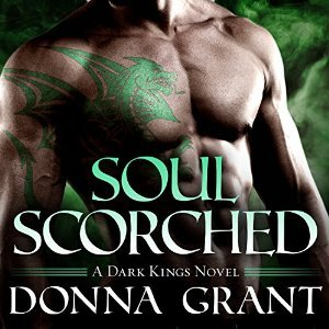 Soul scorched by Donna Grant
