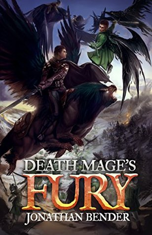 Death Mages Fury (Death Mage #2)