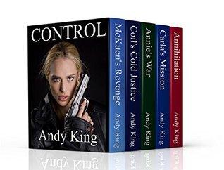 The Control Series: Books 1-5 (The Control Series Boxed set)