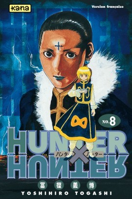Hunter X Hunter, tome 08