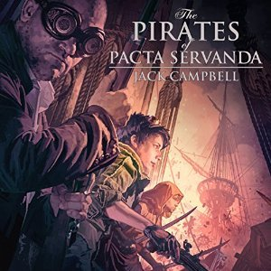 The Pirates of Pacta Servanda (The Pillars of Reality, #4)