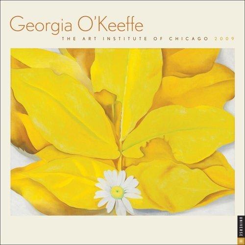 Georgia O'Keeffe: 2009 Wall Calendar