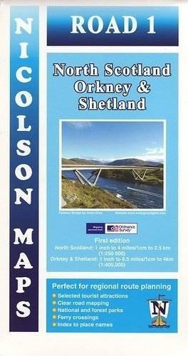Road 1 North Scotland: Orkney & Shetland - Nisolson