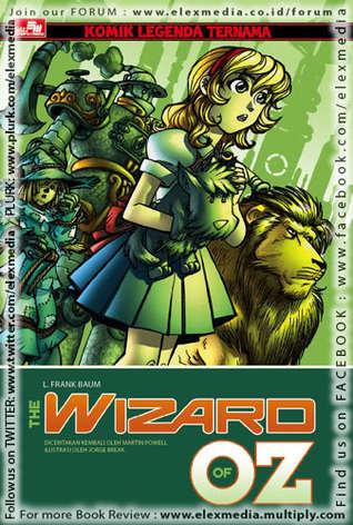 KOMIK LEGENDA TERNAMA: The Wizard of Oz